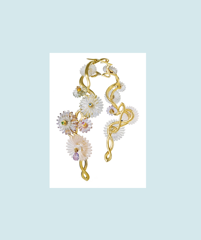In Full Bloom – Five floral jewellery collections forspring.